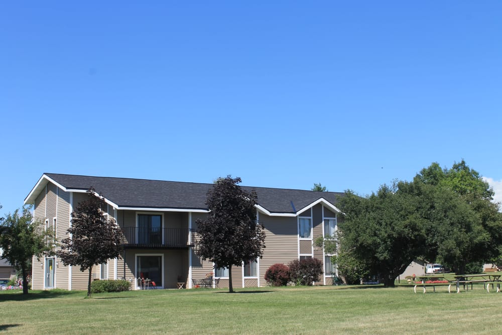 Two Bedroom Apartments for Rent in Nashotah, WI