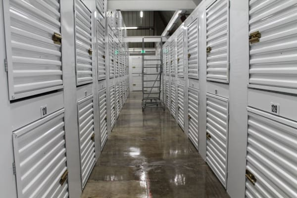 indoor storage available at StorQuest Self Storage in Honolulu, Hawaii