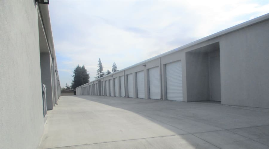 First Rate Storage in Stockton, California