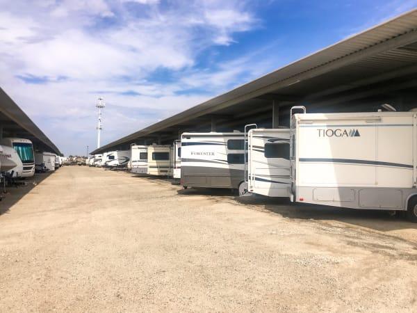 Outdoor view of  StorQuest Self Storage in Richmond, California