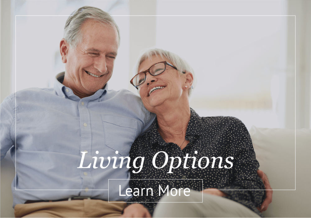 Living options at Sea View Senior Living Community in Brookings, Oregon