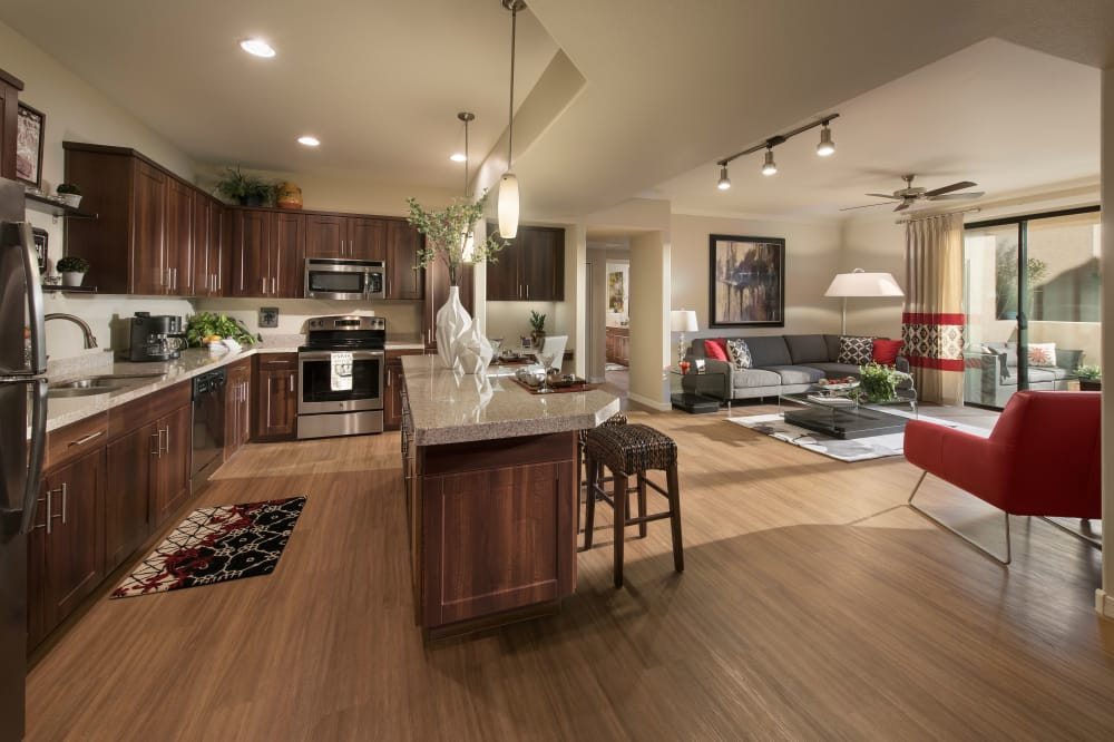View the floor plans at San Travesia in Scottsdale, Arizona