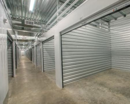 Storage units at StorQuest Self Storage in Buckeye, Arizona