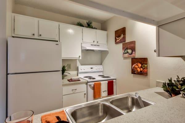 Kitchen at Nichols Park in Austin, Texas