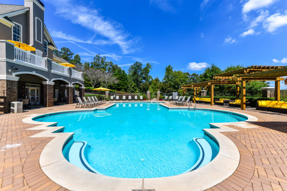 The community amenities here at 860 South in Stockbridge, Georgia will delight you!
