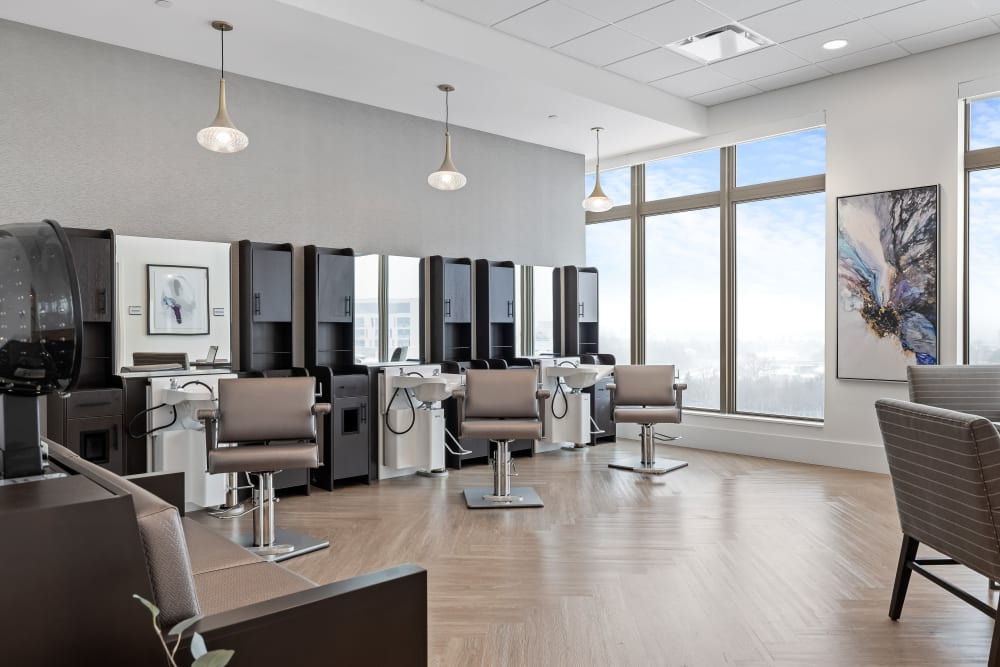 Salon at Anthology of King of Prussia – Now Open in King of Prussia, Pennsylvania