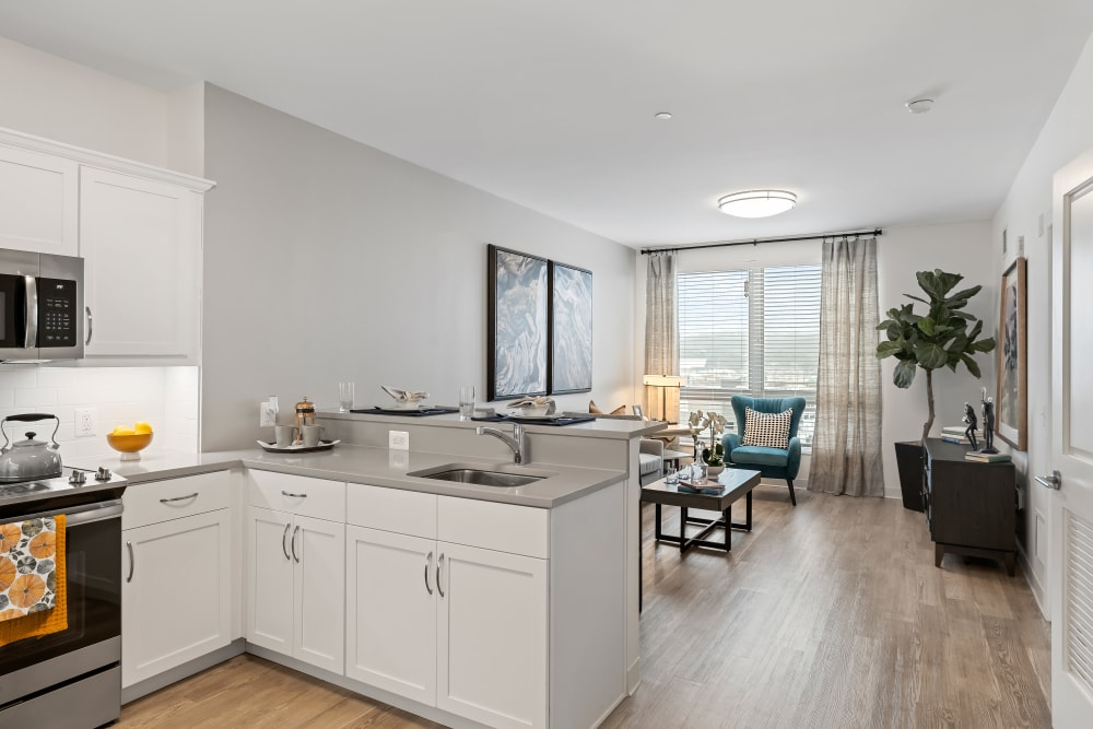 Open floor plan at Anthology of King of Prussia – Now Open in King of Prussia, Pennsylvania