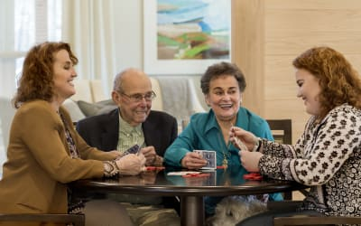 Social activities at Maplewood at Mayflower Place West Yarmouth