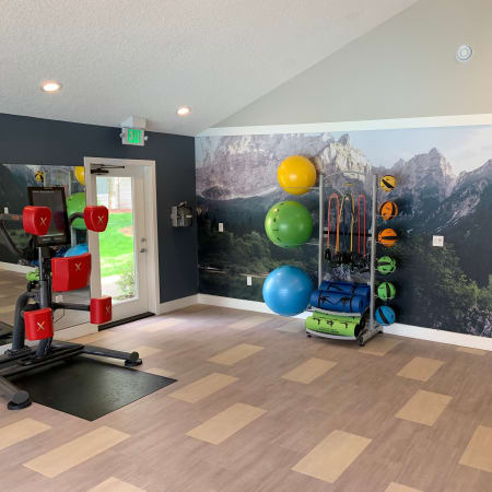 Amenities at Carriage Park Apartments in Vancouver