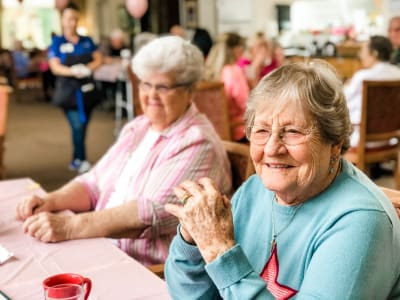 Fun activities at Bayberry Commons Assisted Living and Memory Care.