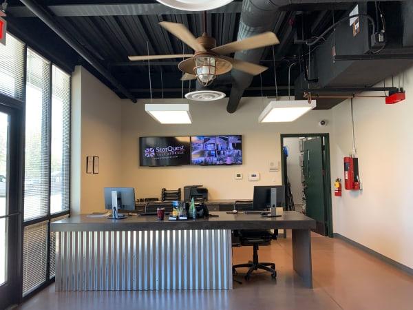 Office at StorQuest Self Storage in Phoenix, Arizona