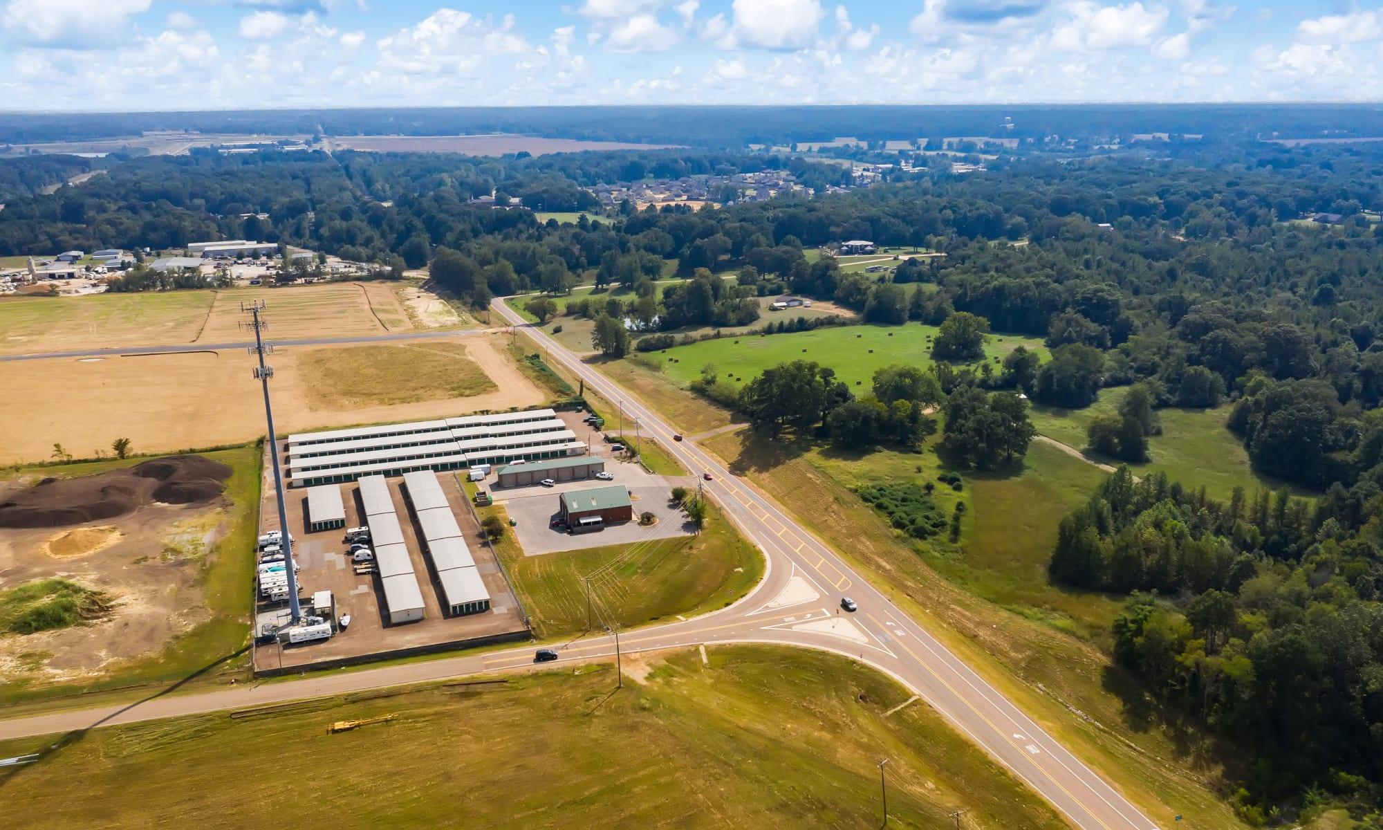 Citizen Storage in Nesbit, Mississippi