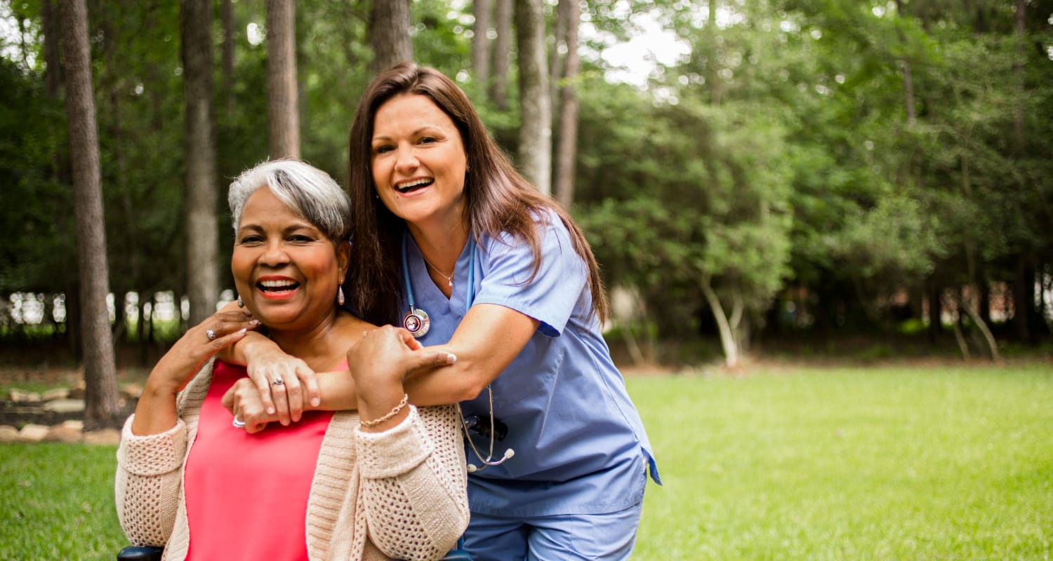 Assisted living care at The Sanctuary at St. Cloud in St. Cloud, Minnesota