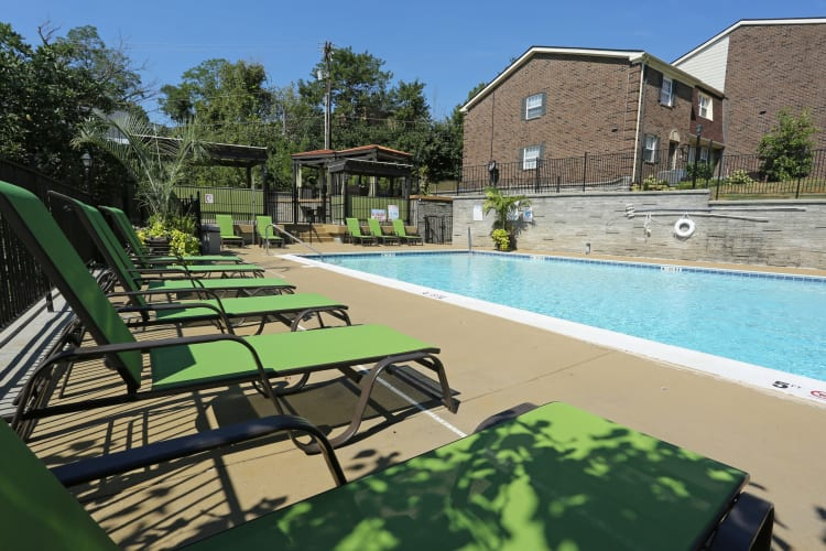 Community Amenities at The Creeks On Tates Creek in Lexington, Kentucky