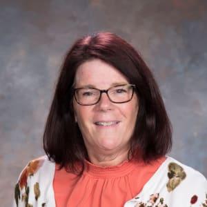 Patty Martin, Activities Director from Belle Reve Senior Living
