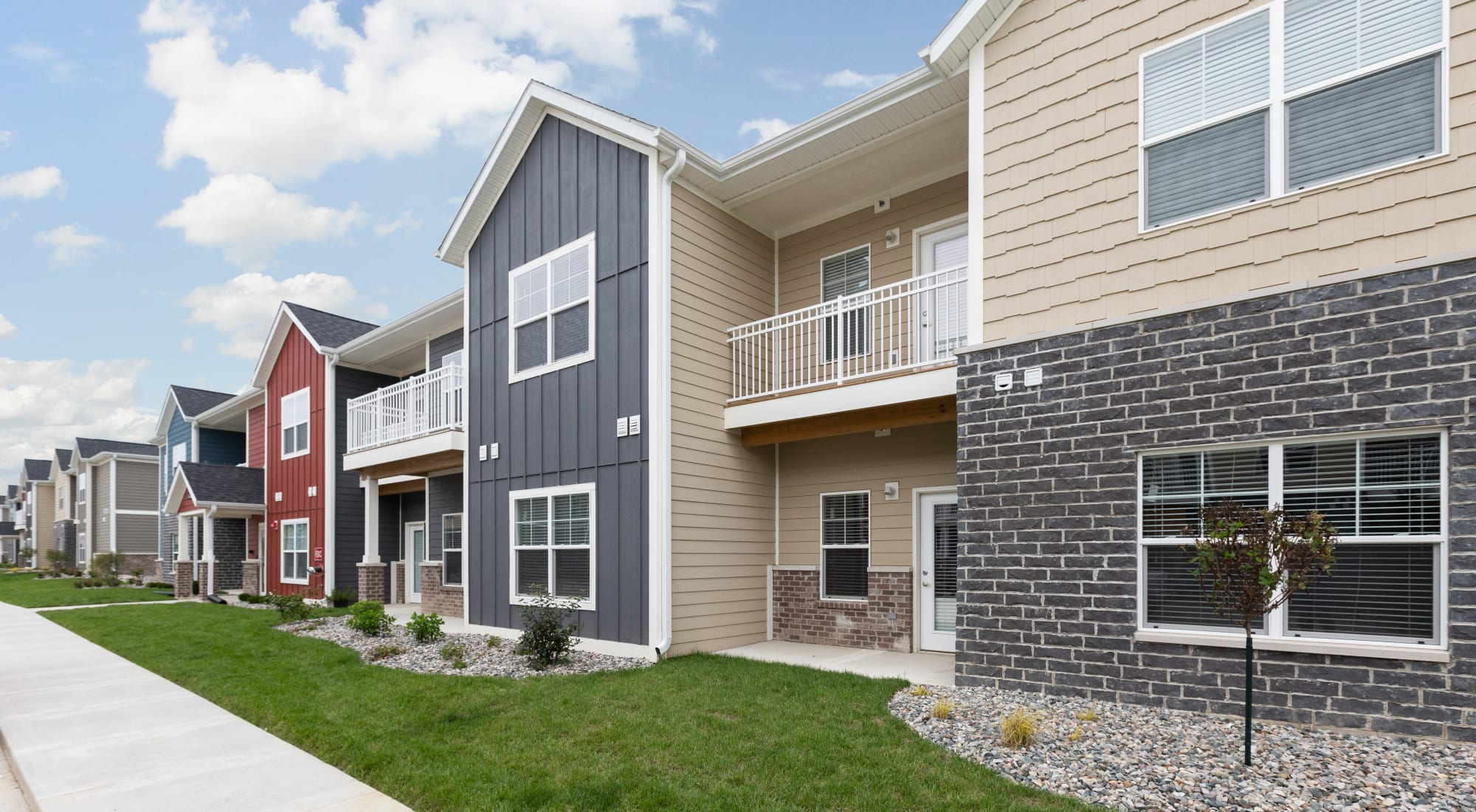 Fort Wayne apartments at Bonterra in Indiana