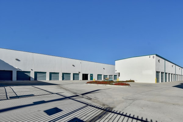 Self storage units for rent at My Self Storage Space in West Covina, California
