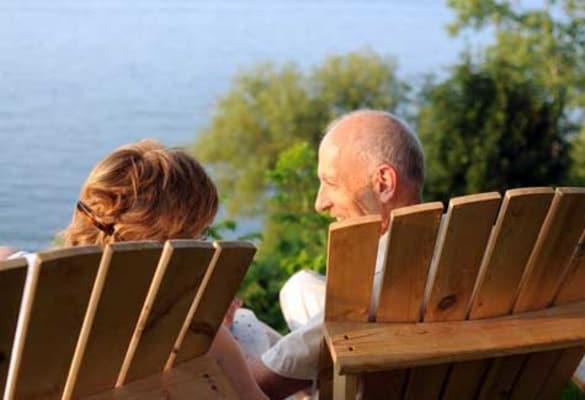 Seniors love living at Burr Ridge Senior Living in Burr Ridge, Illinois