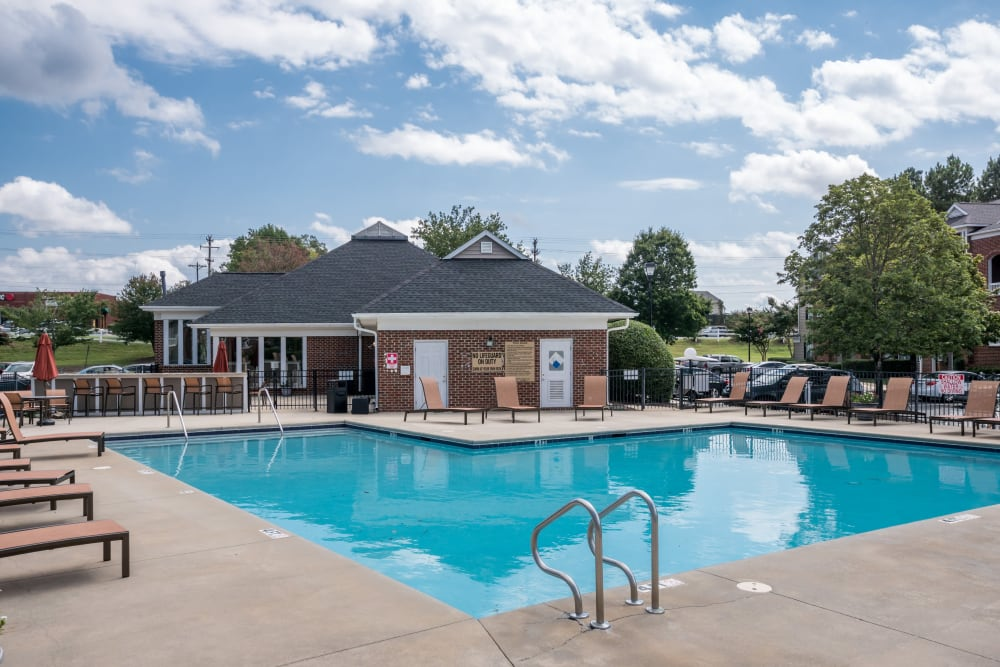 Pool at Palmetto Place in Fort Mill, South Carolina
