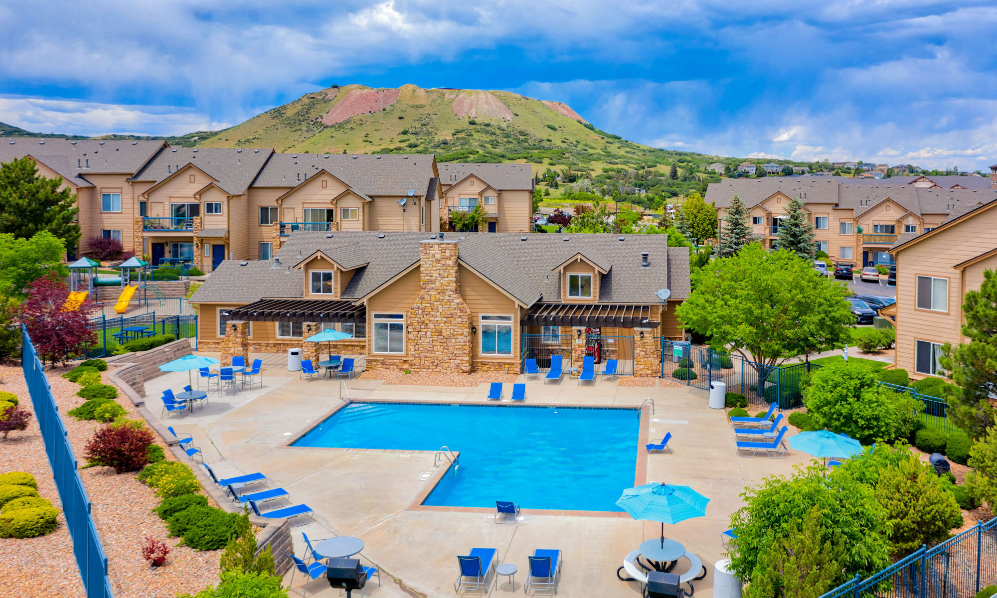 Apartments in Castle Rock, CO.