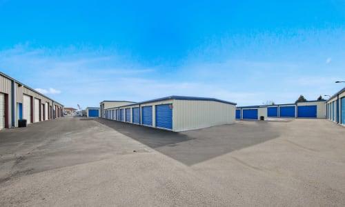 Storage Star features Exterior Storage Units in Roy, Utah