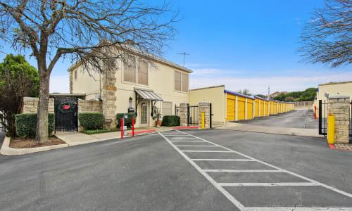San Antonio, Texas storage facility Office Space