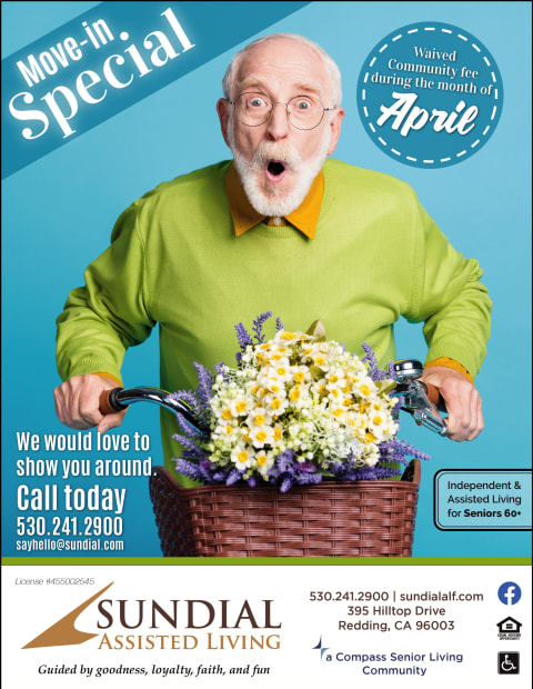 April Move-In Special - Waived Community Fee