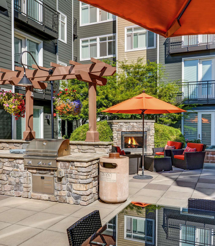 Contact us to schedule a tour of our spacious floor plans at Chateau Woods Apartments in Woodinville