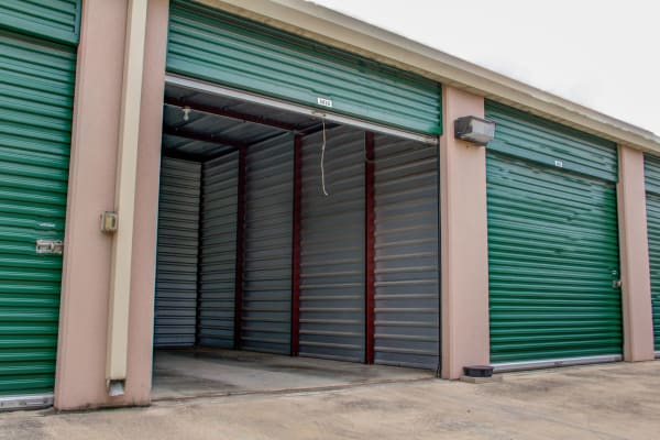 Self storage units for rent at Lockaway Storage in San Antonio, Texas