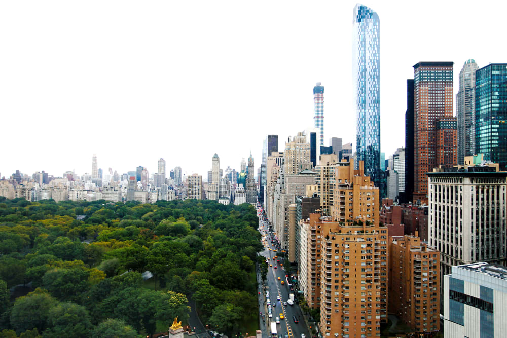 Central park view at The Sutton Collection in New York, New York