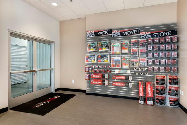 Merchandise at StorQuest Self Storage in St Cloud, Florida