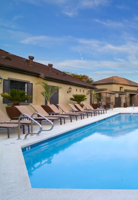 Enjoy our beautiful pool at Links at Westridge in Valencia, California