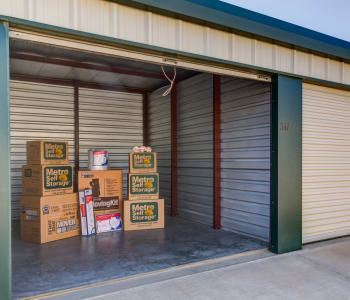 Metro Self Storage offers convenient storage solutions in Amarillo