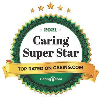 Caring Super Star 2021 for Heritage Hill Senior Community