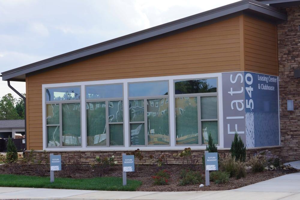 Building Exterior at Flats At 540 in Apex, NC