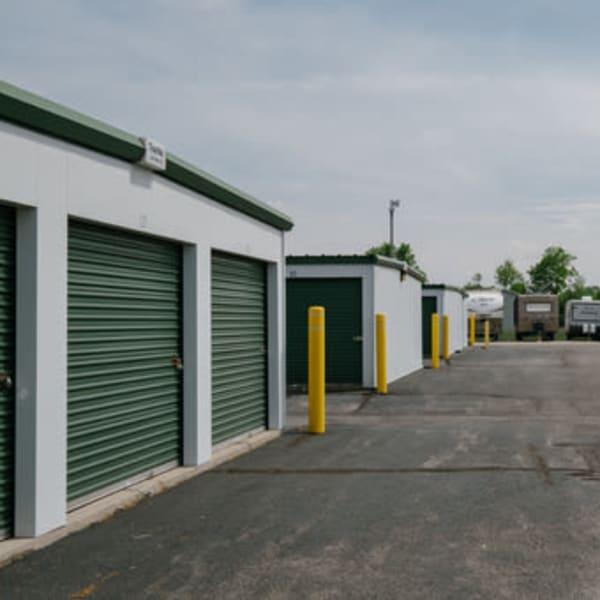 Self storage units for rent at StayLock Storage in Yorktown, Indiana