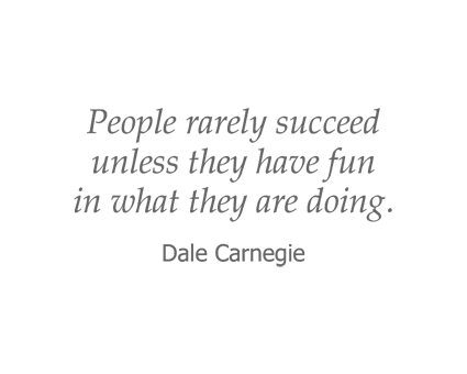 Dale Carnegie quote for Garden Place Waterloo in Waterloo, Illinois