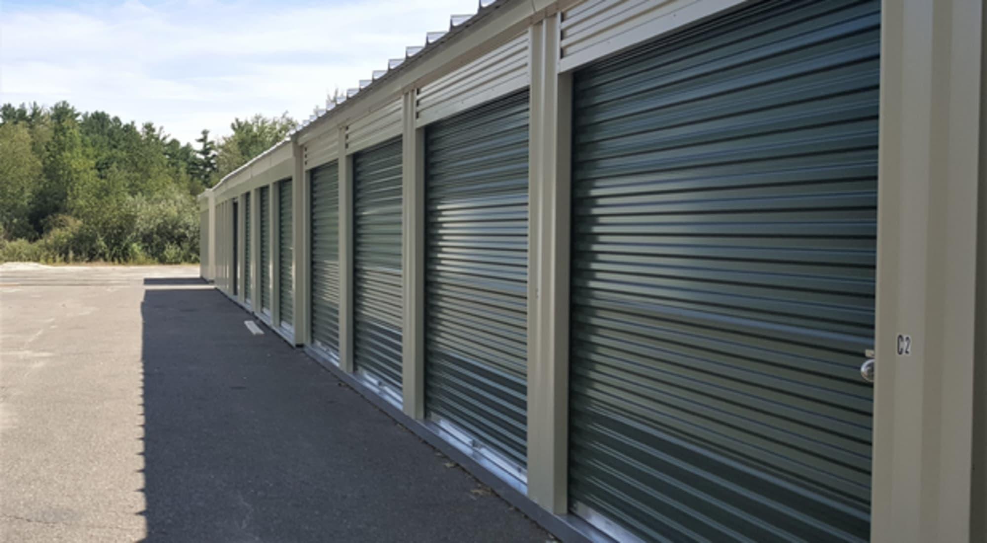603 Storage - Candia self storage in Candia, New Hampshire