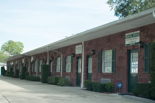 Business offices available at Best American Storage in Ormond Beach, Florida