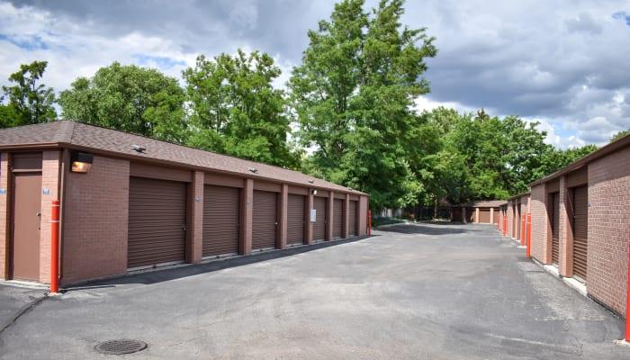 The exterior of STOR-N-LOCK Self Storage in Boise, Idaho