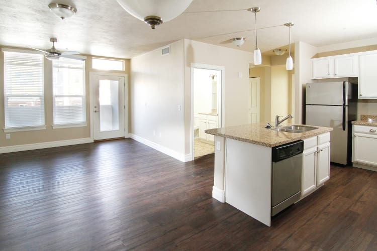 Ample living space at The Hills at Renaissance in Woods Cross