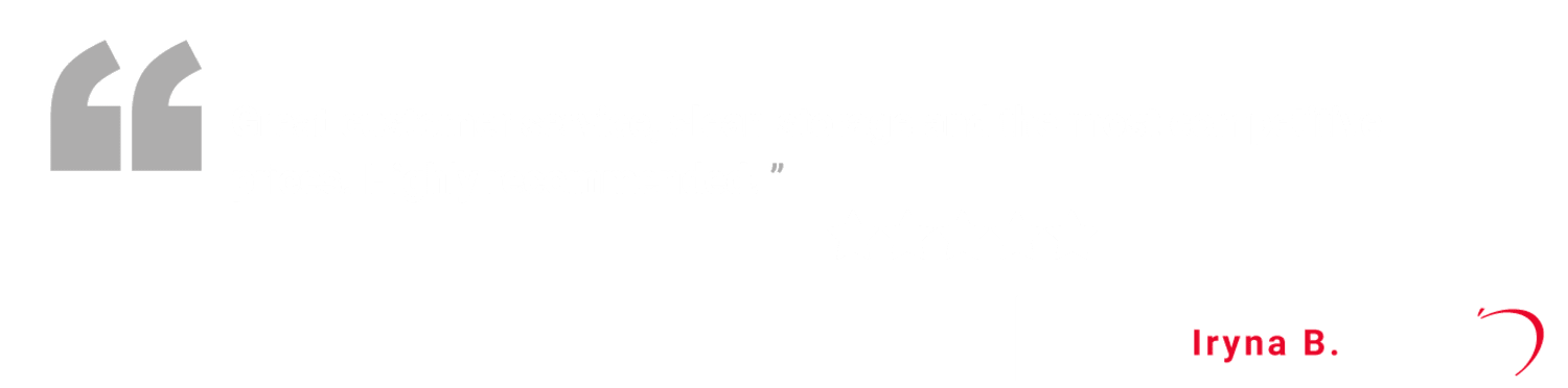 Five star review of Centron Self Storage in North York, Ontario, from Iryna
