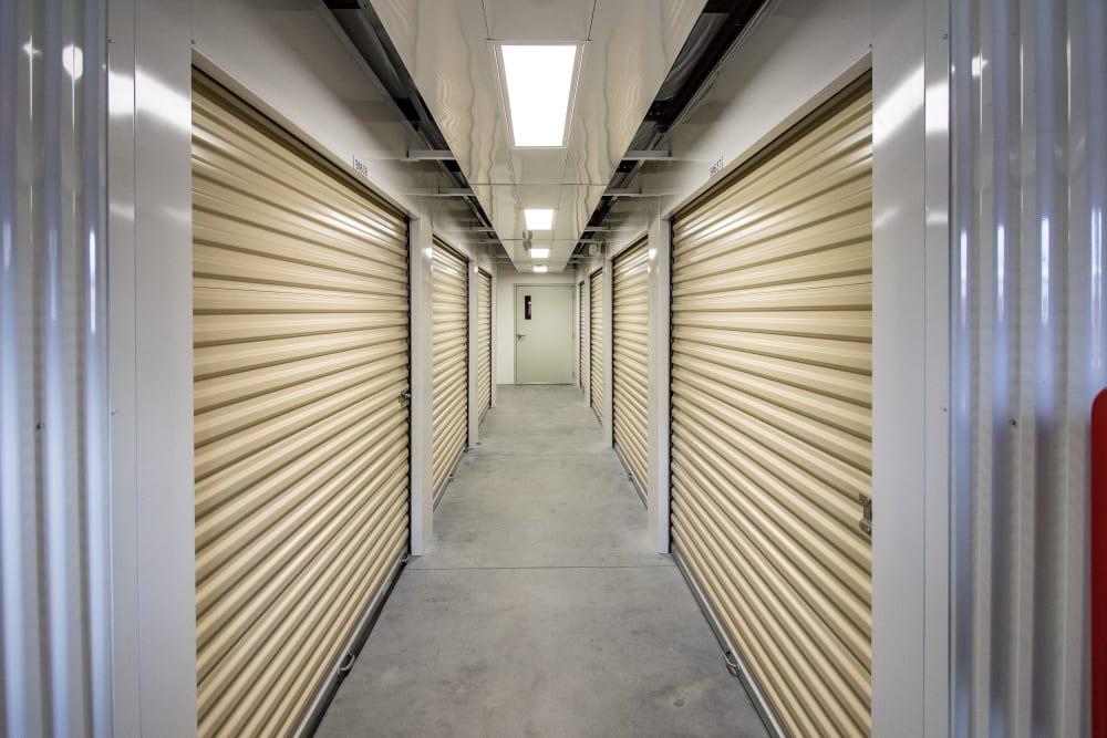 Neighborhood Storage in Ocala, Florida interior storage units