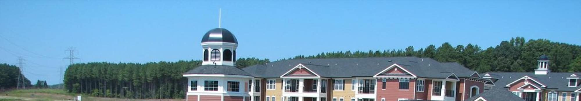 Information for residents of our apartments in The Vive in Kannapolis, North Carolina