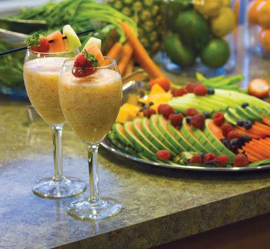 Delicious dishes offered at West Chester Assisted Living and Memory Care in West Chester, Ohio