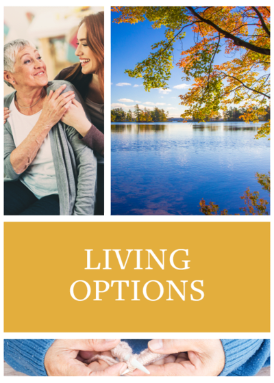 Learn more about Americare Senior Living's living options