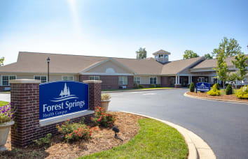 Link to the Forest Springs Health Campus location