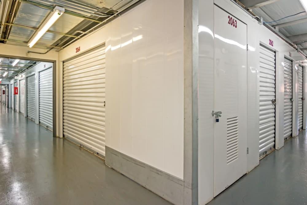Indoor units at Metro Self Storage in Stone Mountain, Georgia
