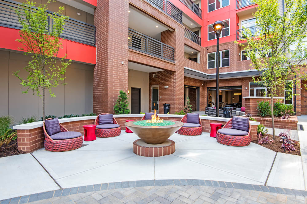 Mercury NoDa apartments in Charlotte, North Carolina