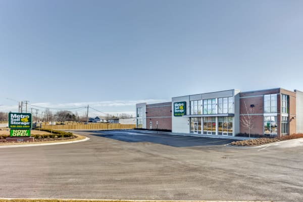 Naperville, Illinois self storage facility